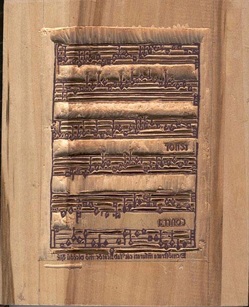 Opusculum Musices by Nicolaus Burtius.