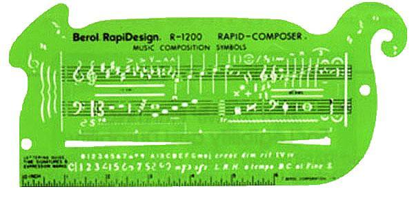 R-1200 Rapid Composer